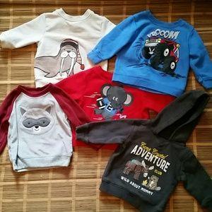 Baby boy sweaters